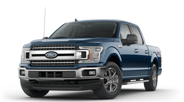 New 2020 Ford F-150 XLT Truck in Rye, NY